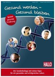 Gesund werden - Gesund bleiben 02/2012