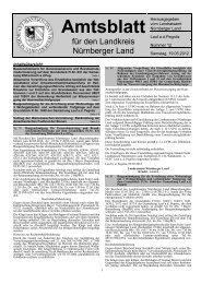 Vorlage 2 f. Amtsblatt = unterer Teil m. Inhaltsverzeichnis und ...
