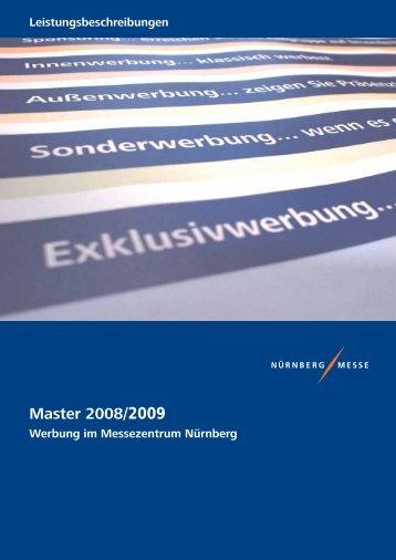 Download Leistungsbeschreibung - NürnbergMesse