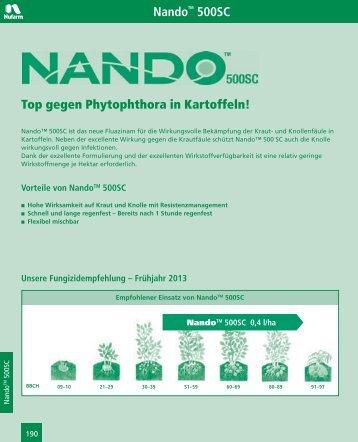 Nando - Nufarm