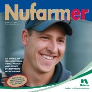 Nufarm vs. National Brands 2011 Comparison ... - Nufarm Canada