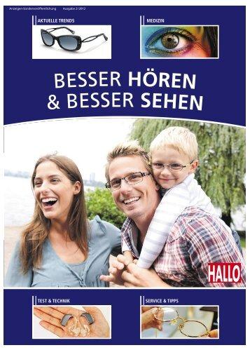 Besser sehen und hören 02/2012