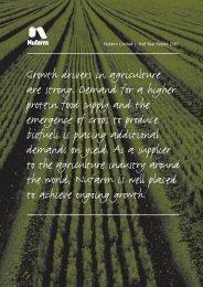 Nufarm Half Year 2007 Covers.5