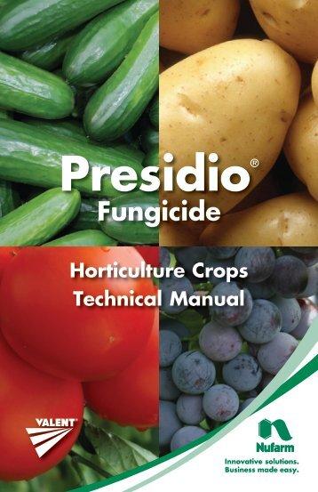 Presidio® - Nufarm Canada