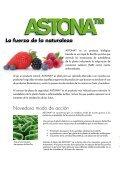 estimulante natural de las defensas de la planta sin plazo ... - Nufarm - Page 2
