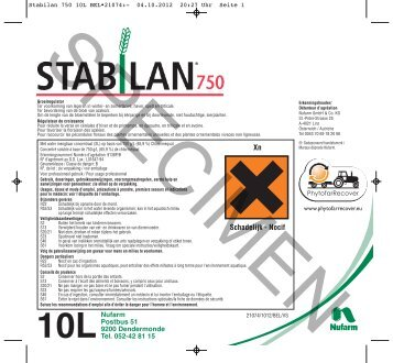 Stabilan 750 9138PB.pdf - Nufarm