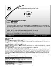 Filan® - Nufarm