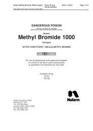 17983 Methyl Bromide 1000 Master - Nufarm