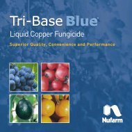 Tri-Base Blue Brochure - Nufarm