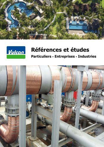 Vulcan - Système anti-calcaire - Livre de Référence (FR)