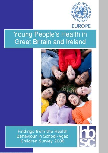 Young People's Health in Great Britain and Ireland - National ...