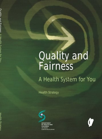 Health Strategy - National University of Ireland, Galway
