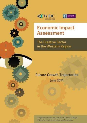 Economic Impact Assessment - Western Development Commission