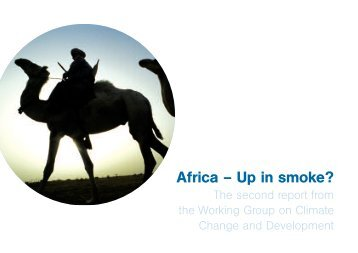 Africa - Up in Smoke? - National University of Ireland, Galway