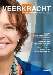 Movir Veerkracht - Gezonde ideeën over werk en leven - Voorjaar 2014
