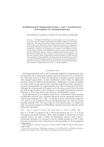 pdf-file - Mathematics at Graz University of Technology