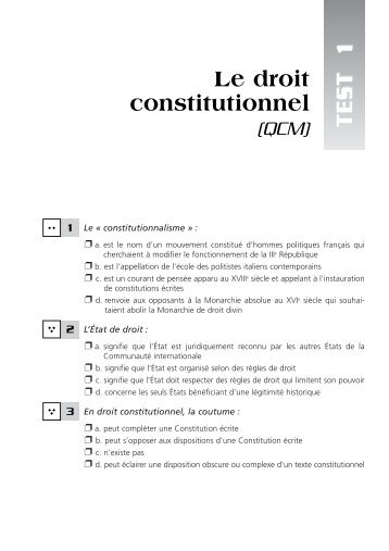 constitution droit constitutionnel dissertation L'introduction des dissertations juridiques (droit constitutionnel) - duration: 12:22 droit constitutionnel: la constitution - duration: 8:32.