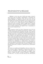 Les romans de Maupassant - Six voyages dans le bleu - Numilog