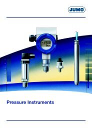 Pressure Instruments - Nuova Elva