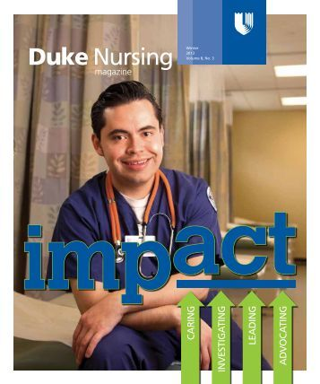 Impact - Duke University School of Nursing