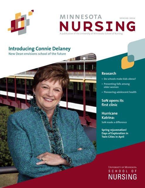 Introducing Connie Delaney - School of Nursing - University of ...