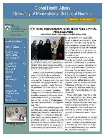 Final GHA Newsletter_Winter 2013 v1 5ii13.pdf - University of ...