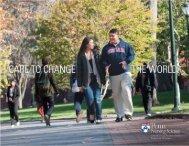 Penn Nursing Undergraduate Brochure - University of Pennsylvania ...