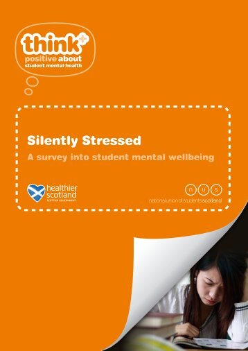 Silently Stressed - a survey into student mental wellbeing