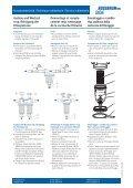 Armaturentechnik / Technique-robinetterie ... - R. Nussbaum AG - Page 2