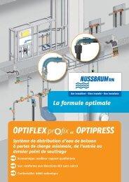 La formule optimale - R. Nussbaum AG