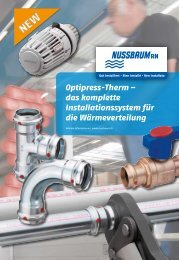 Optipress -Therm – das komplette ... - R. Nussbaum AG