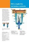 Filtri a maglia fine Filtrare l'acqua - R. Nussbaum AG - Page 3