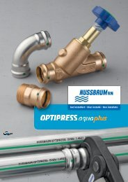 Optipress-Aquaplus - R. Nussbaum AG