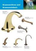 Gartenarmaturen Wasser im Garten - R. Nussbaum AG - Seite 6