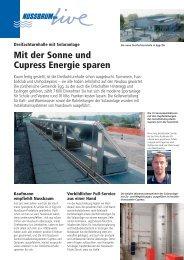 Dreifachturnhalle in Egg/ZH - R. Nussbaum AG