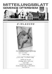 53. Jahrgang Freitag, 5. Juli 2013 Nummer 27 - Nussbaum Medien