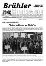 Amtsblatt KW3 2007 - Nussbaum Medien