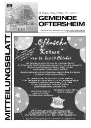 Freitag, 15. Oktober 2010 - Nussbaum Medien