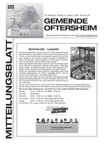 Sommerzeit - Lesezeit - Nussbaum Medien