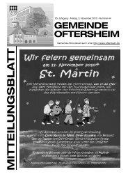 Freitag, 5. November 2010 - Nussbaum Medien