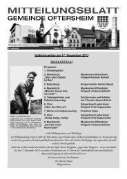 Volkstrauertag am 17. November 2013 - Nussbaum Medien