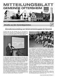 Informationsveranstaltung zum Verkehrsentwicklungsplan der ...