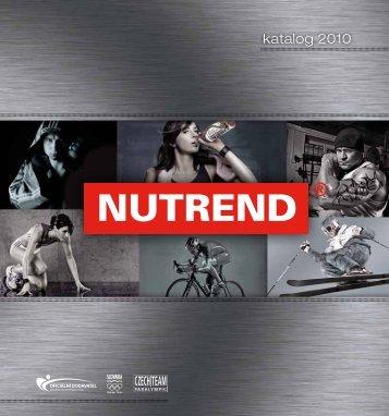 katalog 2010 - Nutrend