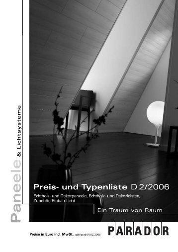 Echtholz-Paneele - Nutzholz May