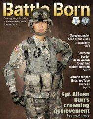 Summer 12 - Nevada National Guard - U.S. Army