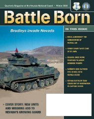 Winter 08 - Nevada National Guard