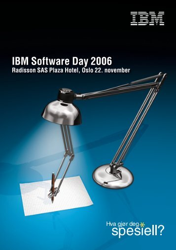 IBM Software Day 2006