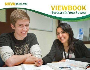 VIEWBOOK - Northern Virginia Community College