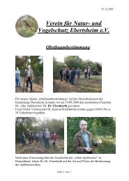 Obstbaumbestimmung - Verein für Natur- und Vogelschutz ...