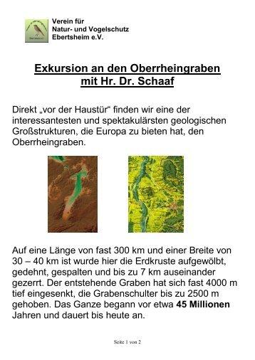 Oberrheingraben - Verein für Natur- und Vogelschutz Ebertsheim e.V.
